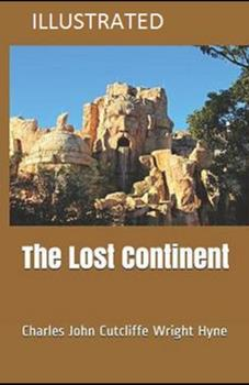 Paperback The Lost Continent Illustrated Book