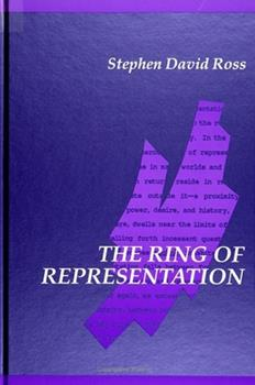 Paperback The Ring of Representation Book