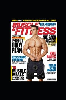 Paperback Muscle and Fitness : Perfect Body Plan Book