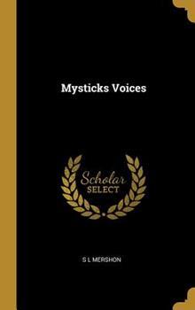 Hardcover Mysticks Voices Book