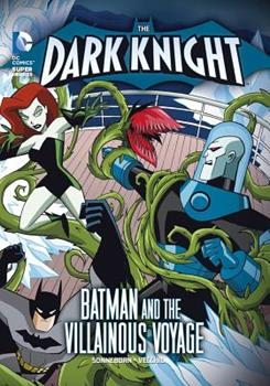 The Danger on Deck! - Book  of the Dark Knight