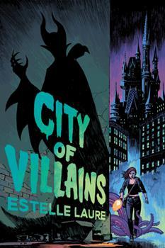 Hardcover City of Villains: Book 1 Book