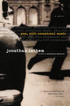 Gun, with Occasional Music 0156028972 Book Cover