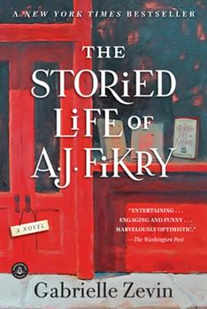 The Storied Life of A.J. Fikry 1616203218 Book Cover