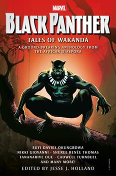 BLACK PANTHER: TALES OF WAKANDA 1789095670 Book Cover