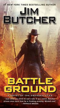 Battle Ground - Book #17 of the Dresden Files