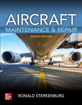 Paperback Aircraft Maintenance & Repair, Eighth Edition Book