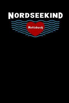 Paperback Nordseekind To-Do Listen Notizbuch: 2In1 Leere Seiten & To Do Listen Planner Mit Checkboxen, 6X9inch (Ca. Din A5) (German Edition) [German] Book