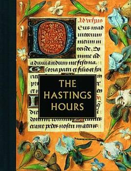 The Hastings Hours (Illuminated Gift) 0764900021 Book Cover