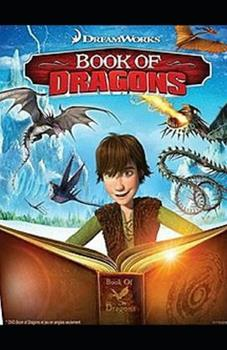 Paperback The Book of Dragons illustrated Book