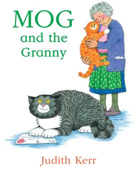Mog and the Granny (Mog the Cat Books) 0007171277 Book Cover