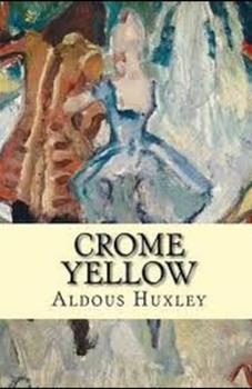 Paperback Crome Yellow Illustrated Book