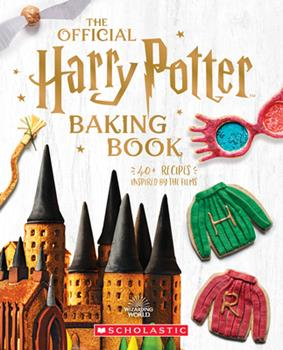 Hardcover The Official Harry Potter Baking Book: 40+ Recipes Inspired by the Films Book