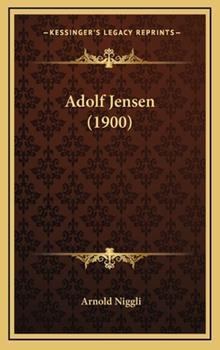 Hardcover Adolf Jensen Book