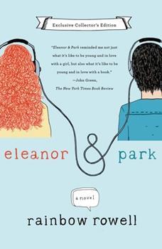 Eleanor & Park 1250012570 Book Cover