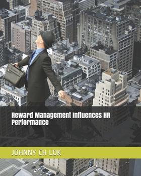 Paperback Reward Management Influences HR Performance Book