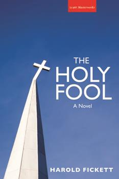 Paperback The Holy Fool Book