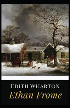 Paperback Ethan Frome Illustrated Book