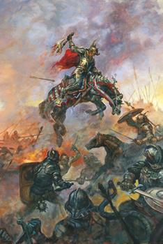Dark Crusade 0671720597 Book Cover