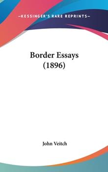 Hardcover Border Essays Book