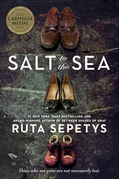 Salt to the Sea 0399160302 Book Cover