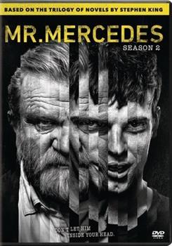 DVD Mr. Mercedes: Season Two Book