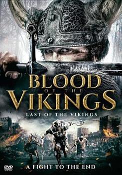 DVD Blood of the Vikings: Last of the Vikings Book