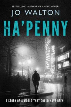 Ha'penny 0765318539 Book Cover