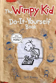 Diary of a Wimpy Kid: Do-it-yourself Book - Book  of the Diary of a Wimpy Kid