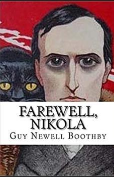 Paperback Farewell, Nikola Illustrated Book
