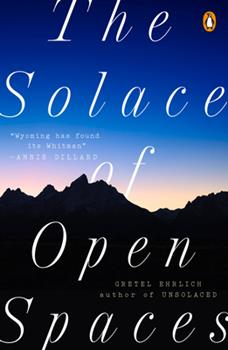 The Solace of Open Spaces 0140081135 Book Cover