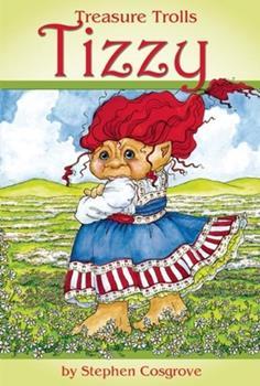Tizzy - Book  of the Treasure Trolls