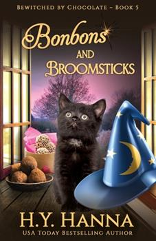 Bonbons and Broomsticks - Book #5 of the Bewitched by Chocolate