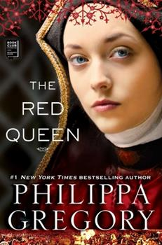 The Red Queen 1416563733 Book Cover