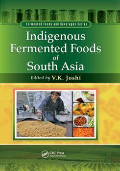 Paperback Indigenous Fermented Foods of South Asia Book