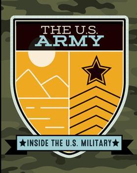 Paperback The U.S. Army Book