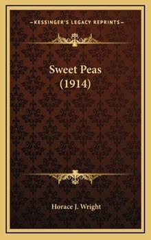 Hardcover Sweet Peas Book
