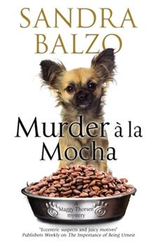 Murder a la Mocha: A Coffeehouse Cozy 0727888242 Book Cover