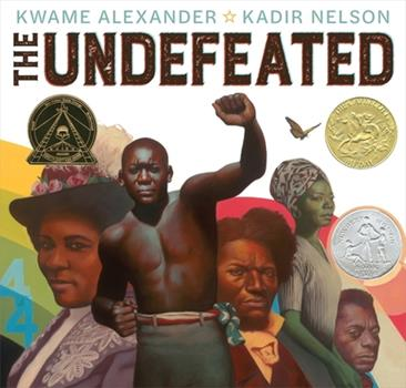 Hardcover The Undefeated Book