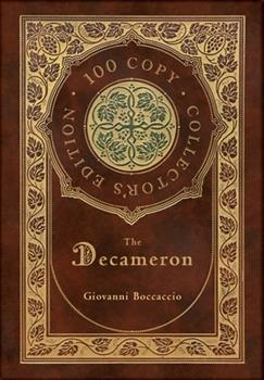 Hardcover The Decameron (100 Copy Collector's Edition) Book