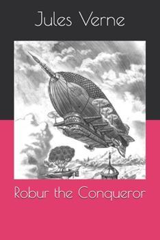 Paperback Robur the Conqueror Book