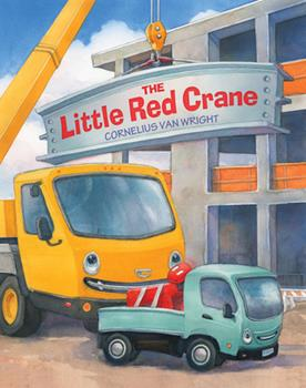 Paperback The Little Red Crane Book