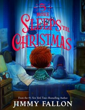 Hardcover 5 More Sleeps 'Til Christmas Book