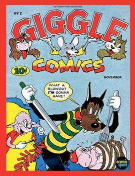 Paperback Giggle Comics #2 Book