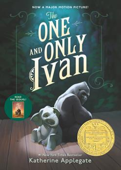 Paperback The One and Only Ivan Book