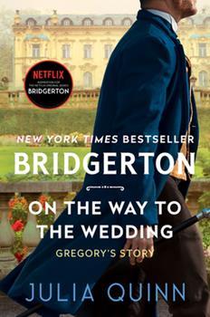 Paperback On the Way to the Wedding: Bridgerton Book