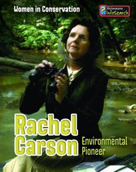 Rachel Carson: Environmental Pioneer - Book  of the Women in Conservation