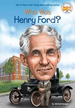 Who Was Henry Ford? - Book  of the Who Was/Is...?