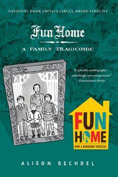 Paperback Fun Home: A Family Tragicomic Book
