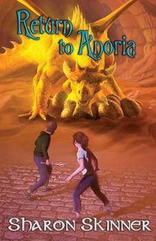 Paperback Return to Anoria Book